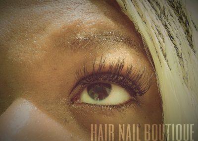 beauty makeover eyelashes
