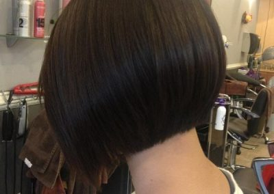 best womens haircut falls church