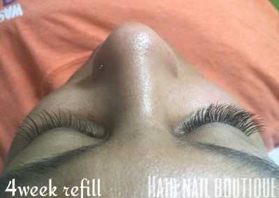 eyelash 4 week refill