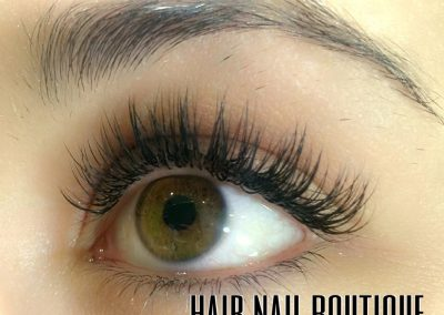 eyelash extension salon