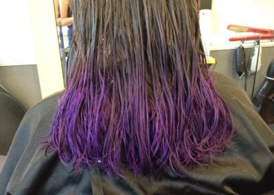 hair dying salon falls church