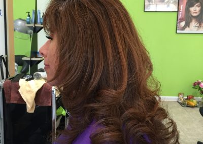 hair salon reviews falls church