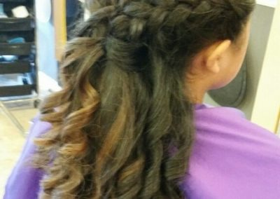 hair styling falls church